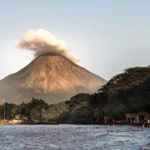 Volcano-Ometepe-Nicaragua